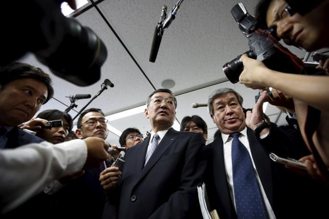 Photo of Sharp's Takahashi