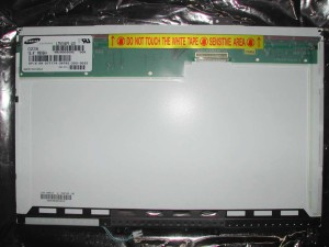Photo of LCD panel