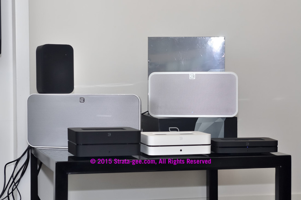 Photo of Bluesound's new models