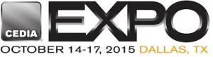 CEDIA Expo 2015 logo