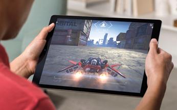 iPad Pro and gaming