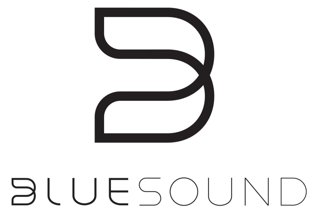 Bluesound logo and mark
