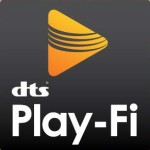 DTS Play-Fi logo
