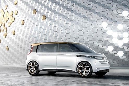 Volkswagen's new BUDD-e