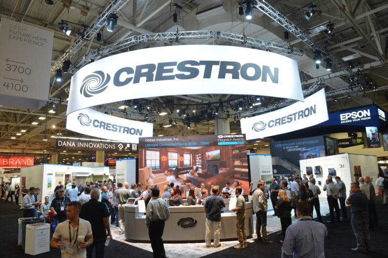 Crestron at Expo 2015