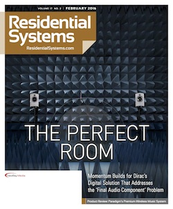Residential Systems Cover