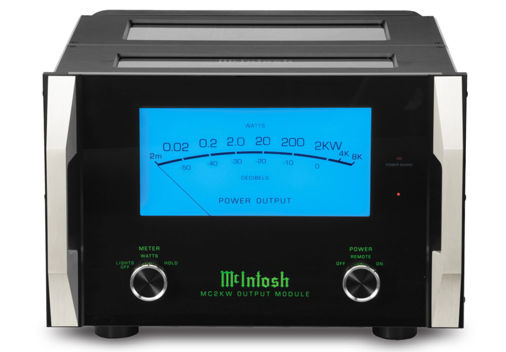 Photo of McIntosh amplifier