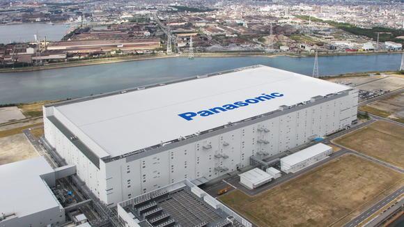 Panasonic factory