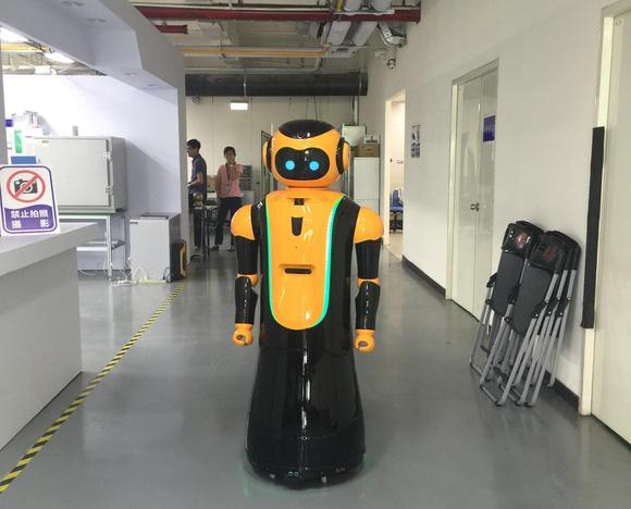 Sharp's robot