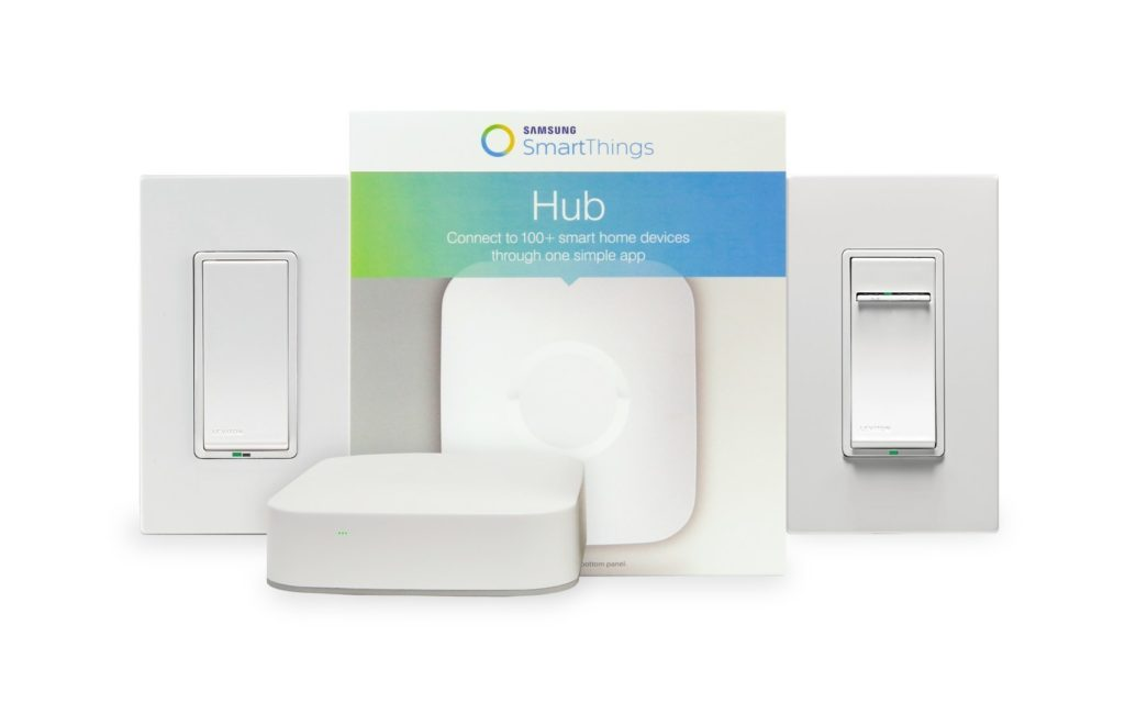 Leviton-SmartThings package