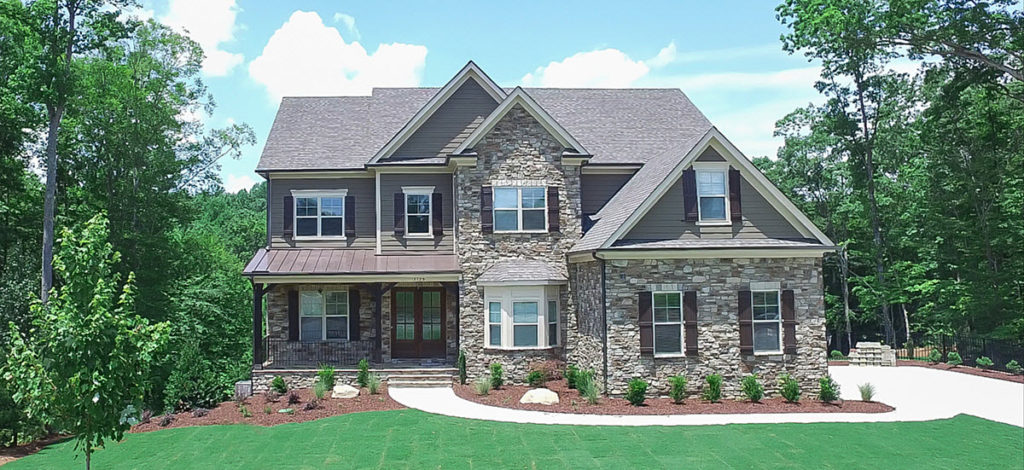 Photo of home by Shenandoah Homes