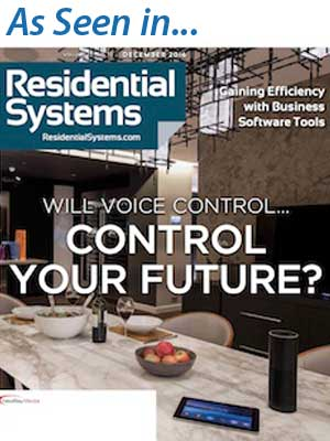 Image of Residential Systems Mag