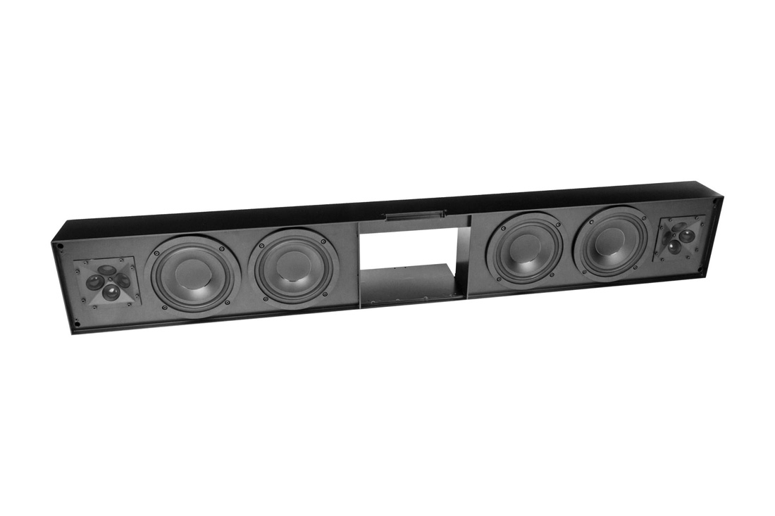 James boardroom soundbar