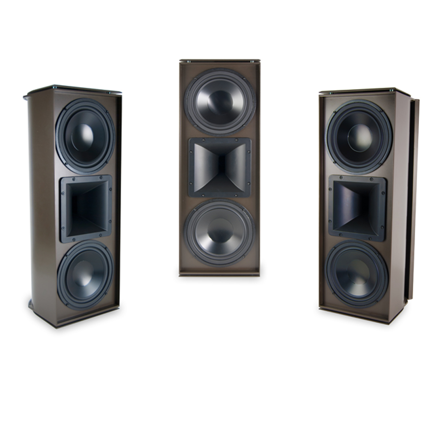 James Loudspeaker high-spl outdoor
