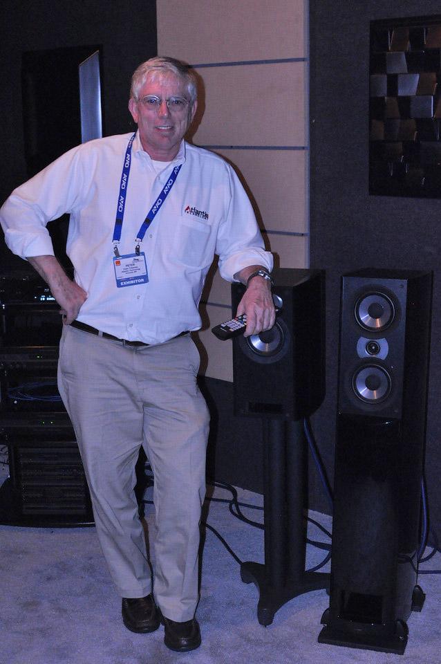 Peter Tribeman at CEDIA 2010