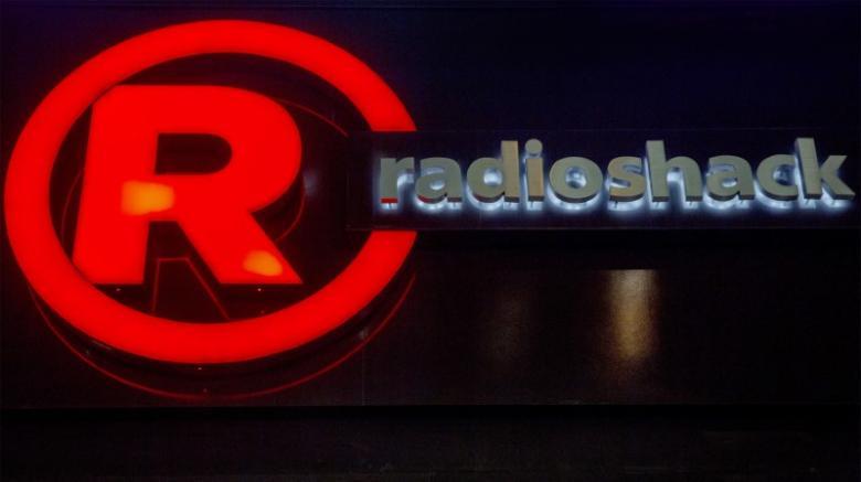 Radio Shack sign