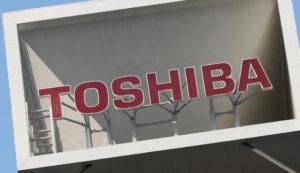 Toshiba facility