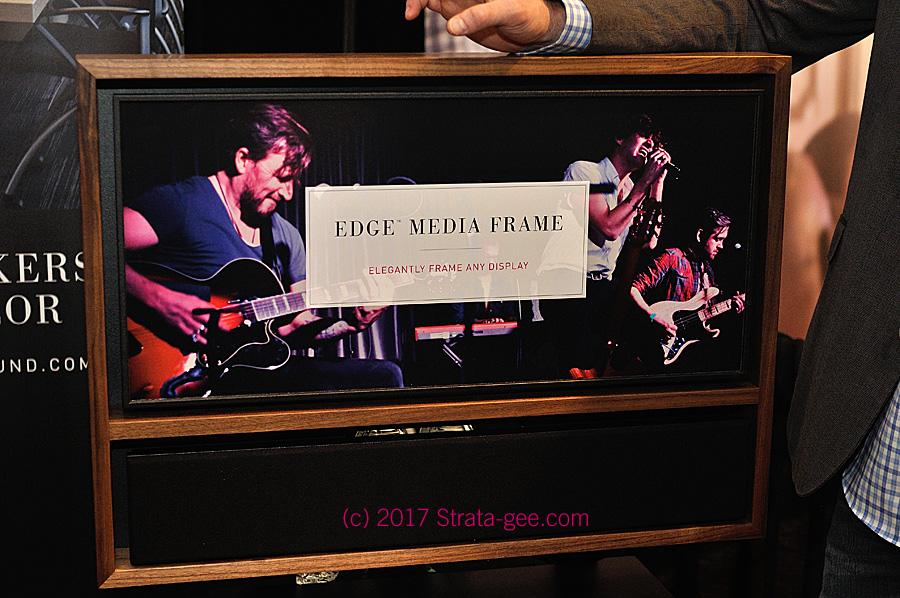 Leon's Edge Media Frame