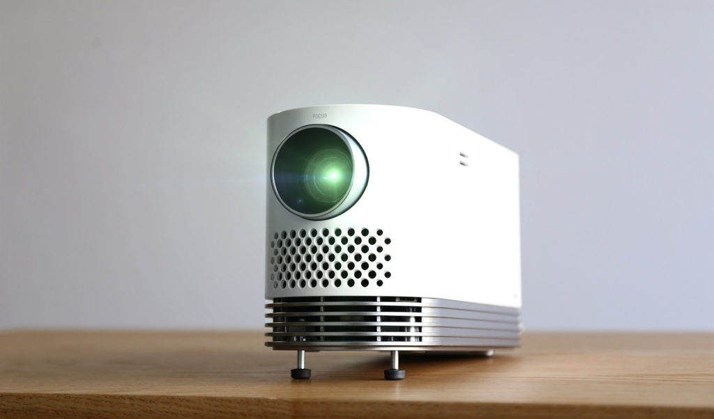 Aother photo of LG's ProBeam