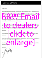 B&W email