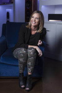 Photo of Elyse McKenna, Thiel Audio CEO