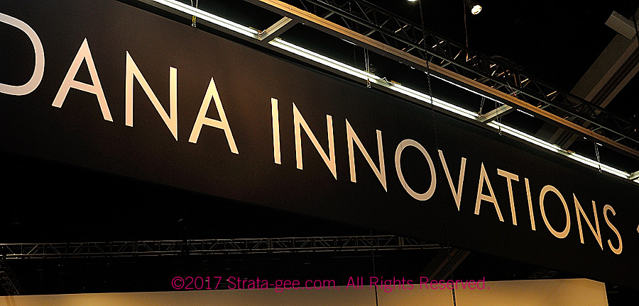 Dana Innovations at CEDIA 2017
