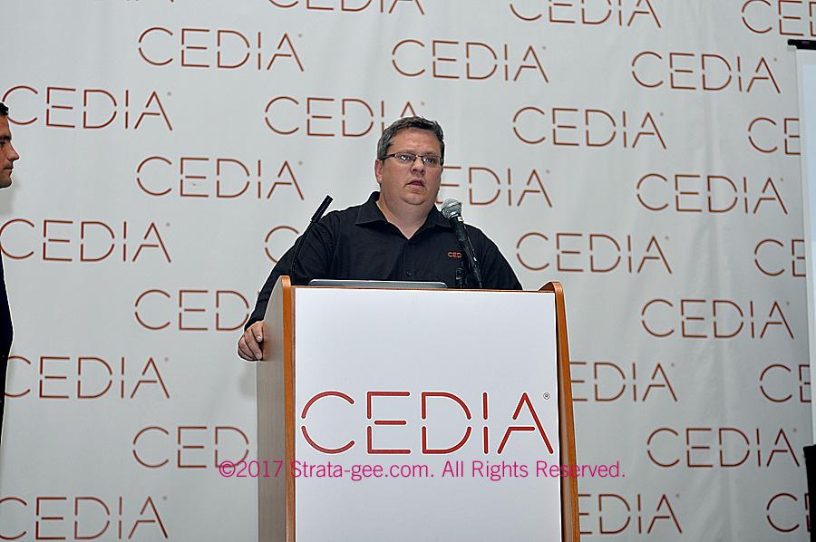 CEDIA's Dave Pedigo
