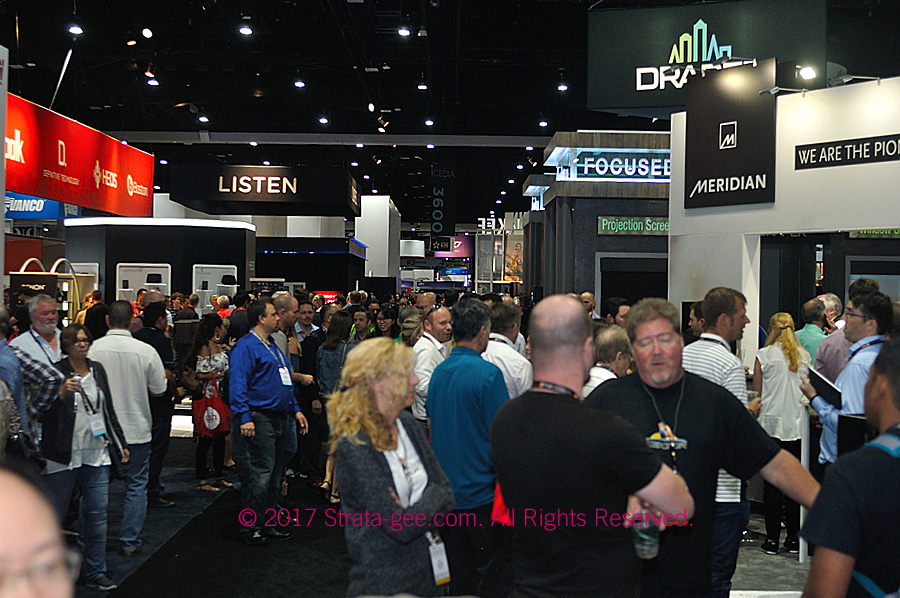 Photo from CEDIA 2017