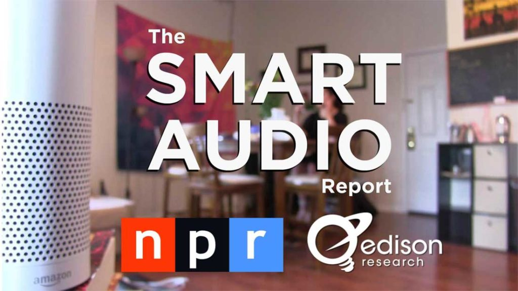 Cover of Smart Audio Report