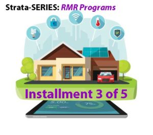 Strata-SERIES: RMR Programs - Installment 3