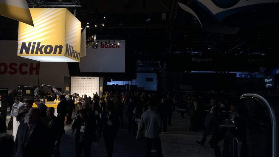 CES2018 power outage