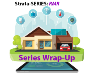 Strata-SERIES: RMR Wrap-Up