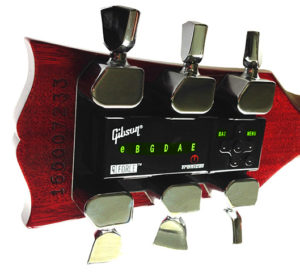 Gibson's G-Force auto-tuner
