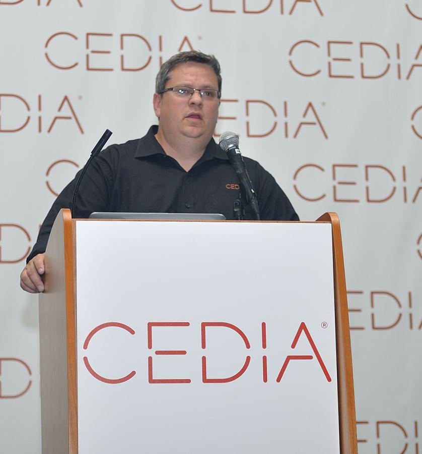 Dave Pedigo, CEDIA