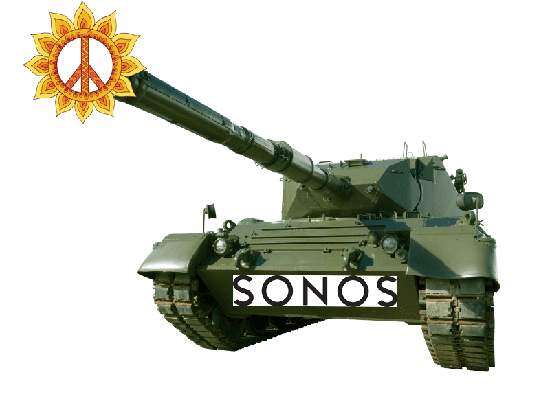 War is Over - Sonos