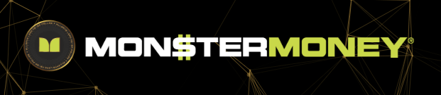 Monster Money logo