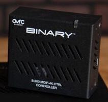 Binary MoIP controller