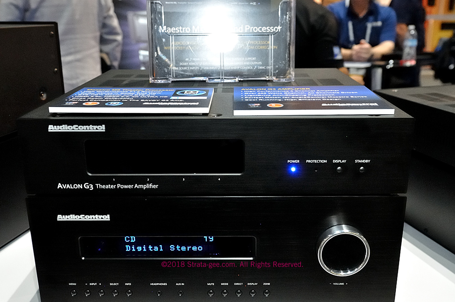 Audiocontrol S Expo18 Product Launches Personify