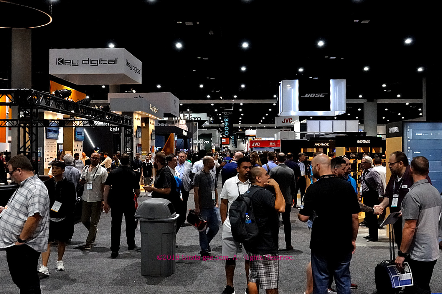 Emerald Expositions Reports Attendance Flat At Cedia Expo 2018