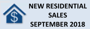 New Residential Sales in Sept