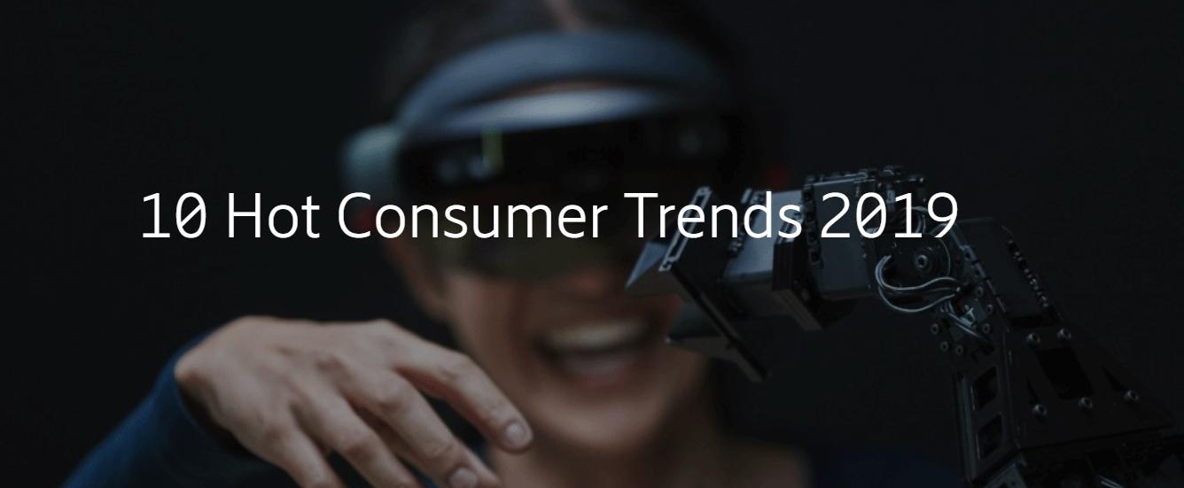 Ericsson 10 Hot Trends