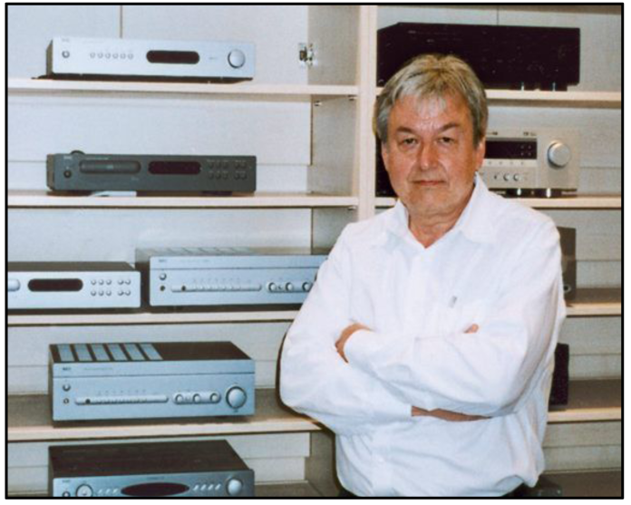 NAD's Evardsen with products