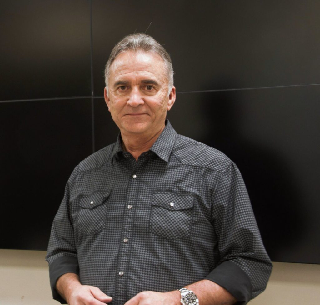 James Loudspeaker President Jay Wessell