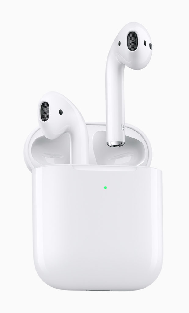 Photo of Apple's Generation 2 AirPods
