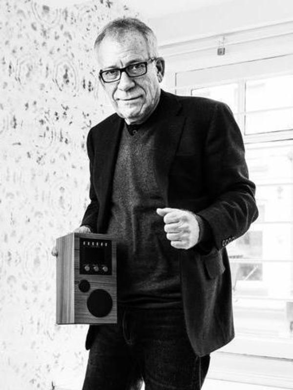 Photo of Como Audio's founder Tom DeVesto