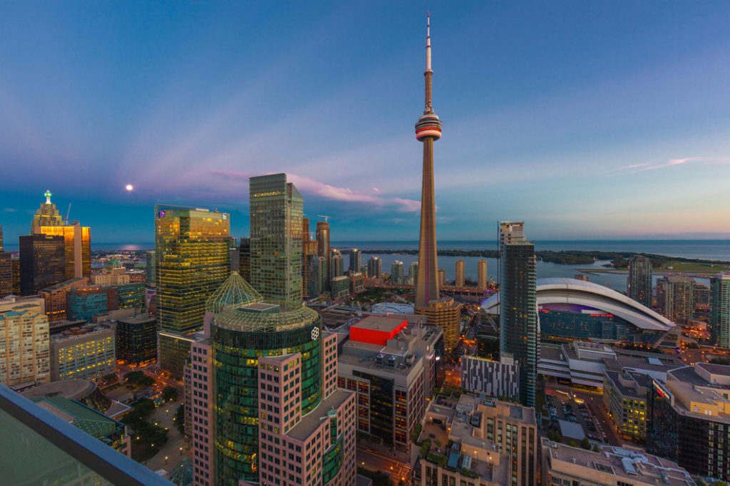 Picture of Toronto, Ontario in Canada