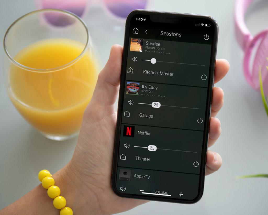 Control4 OS3 app