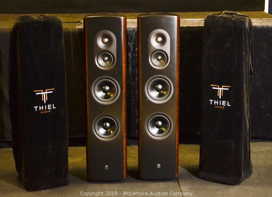 Thiel TT1 in liquidation auction