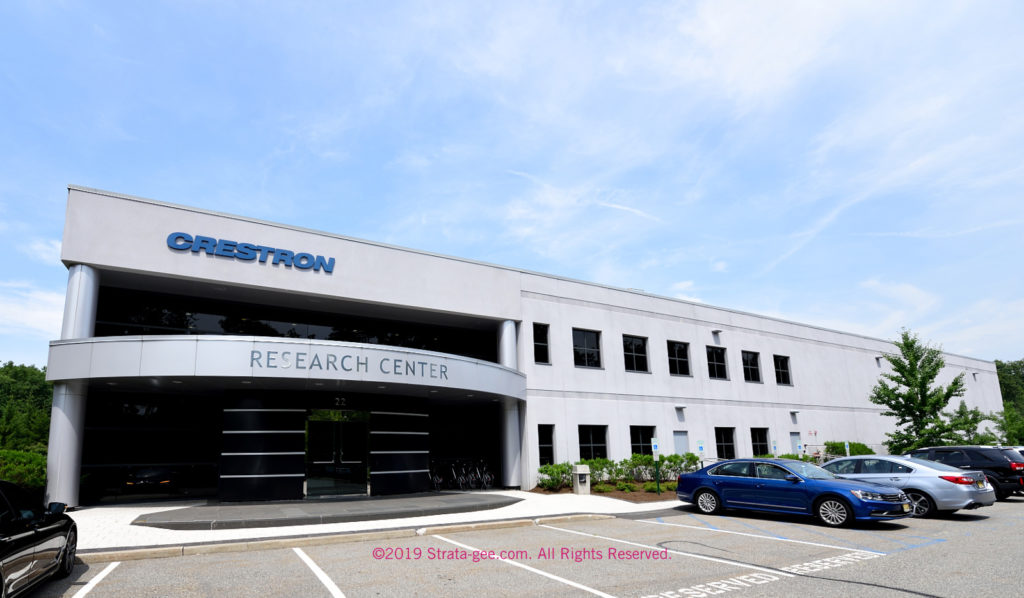 Crestron's remarkable Research Center