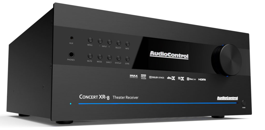 AudioControl Concert XR-8